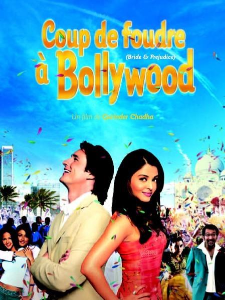 Coup de foudre à Bollywood affiche